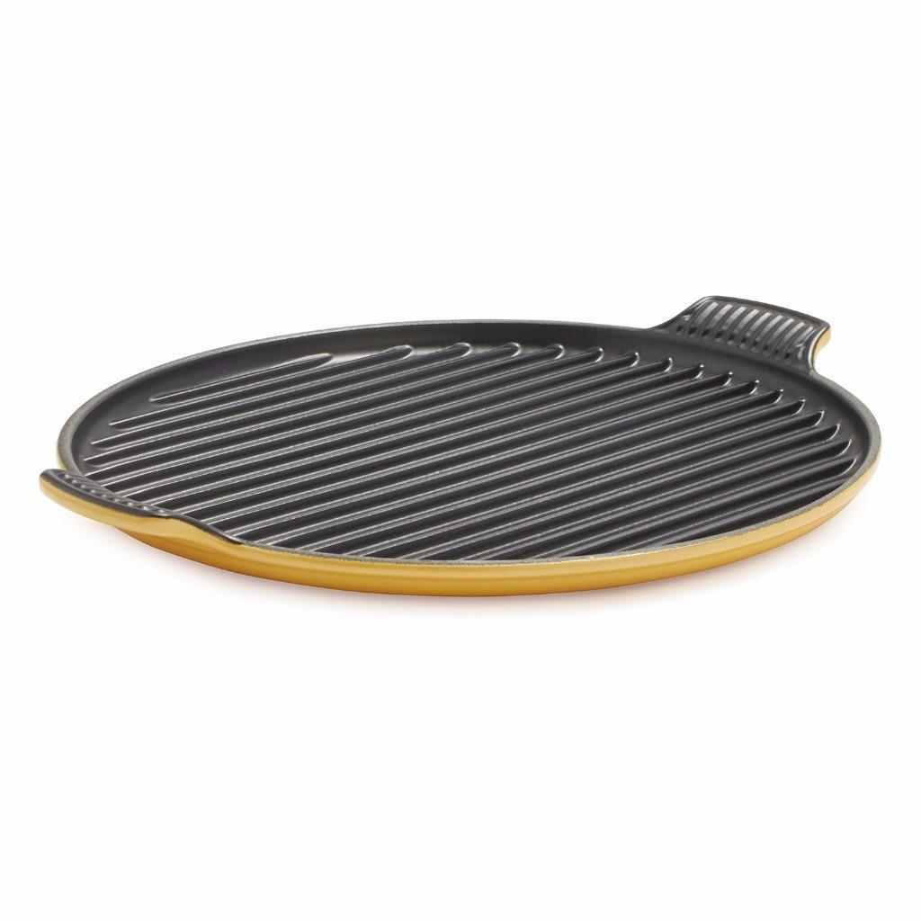 "Le Creuset 12.5"" Honey Bistro Grill Pan"
