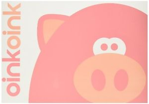 Joie Oink Oink Silicone Baking Mat