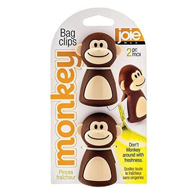 Joie Monkey Bag Clips - Set of 2
