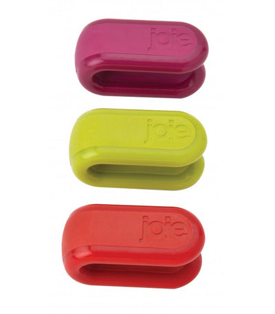 Joie Fresh Twist Bag Clips - Set of 3