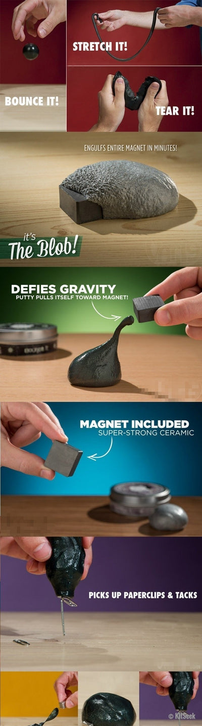 Magnetic Hand Putty - KitSeek
