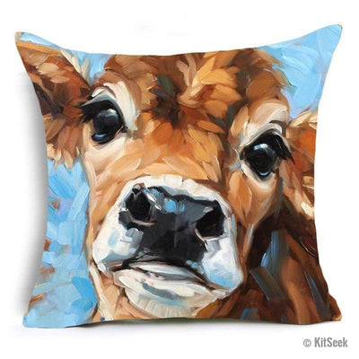 Cute Cow Cushions