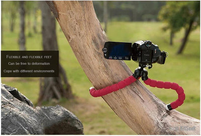 Mini Tripod Flexy Stabiliser - KitSeek