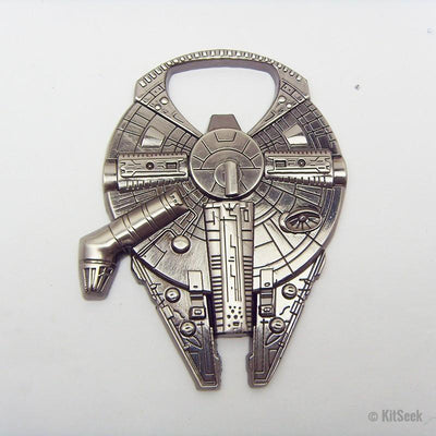 Star Wars Millennium Falcon Aluminum Alloy Bottle Opener