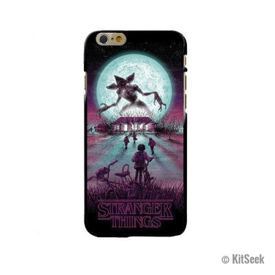 iPhone Case From Stranger Things