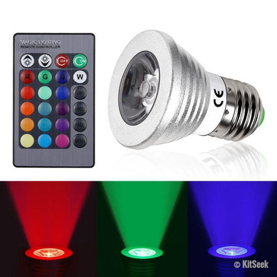 Party Light Decoration With Remote - KitSeek