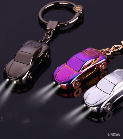Elegant Key Chain With LED - KitSeek