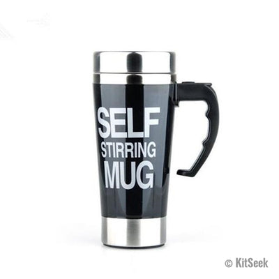 Automatic Stirring Coffee Mug - KitSeek