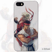 Street Fighter iphone cover