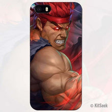 Street Fighter Muscle Phone cASE