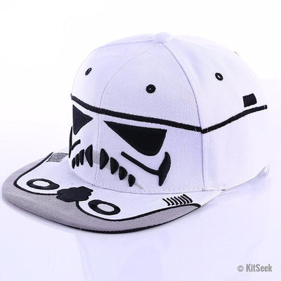 Stormtrooper Star Wars Snapback Caps - KitSeek