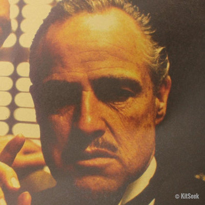 The Godfather Classic Movie Poster - KitSeek