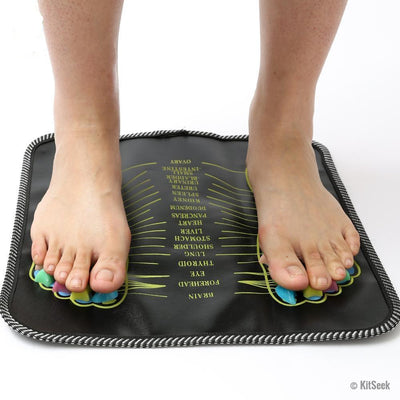 Acupuncture Cobblestone Foot Reflexology - KitSeek