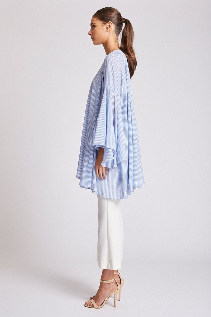 ST MARTIN FLARED SLEEVE TUNIC
