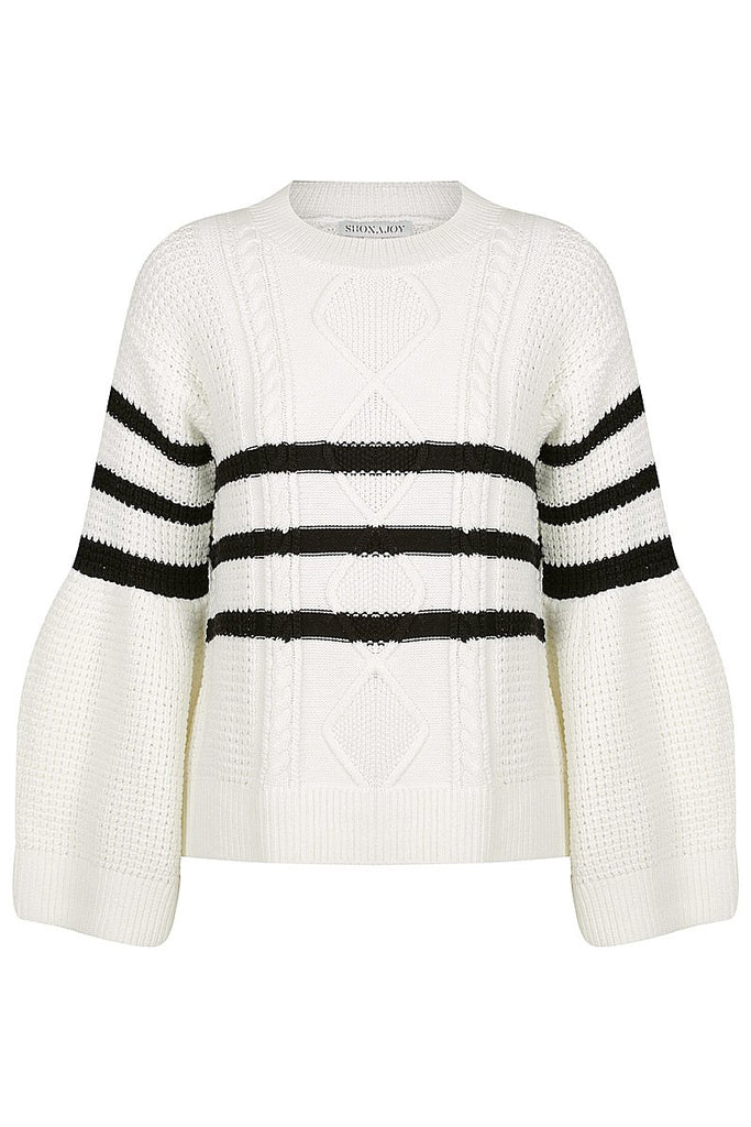 HYATT BELL SLEEVE JUMPER