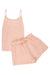 SOPHIE LINEN PJ SET - BLUSH