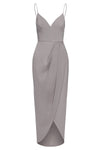 CORE COCKTAIL DRESS - GREY