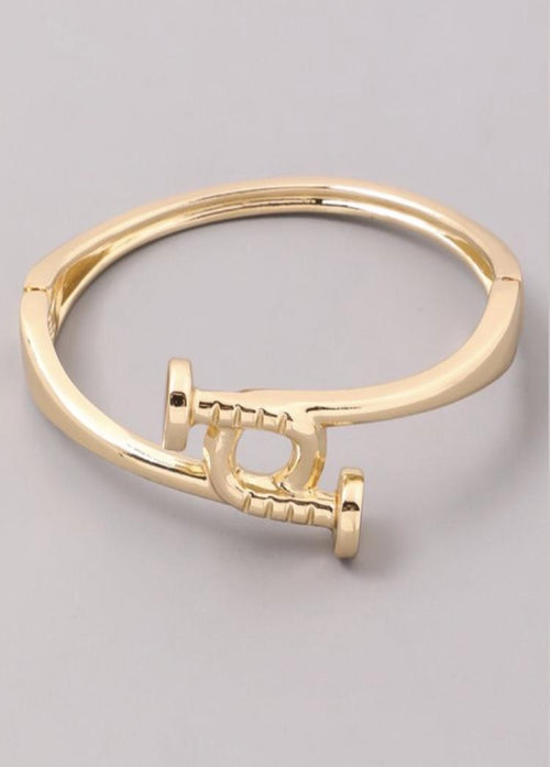 Nail Bangle  - Kris Janel
