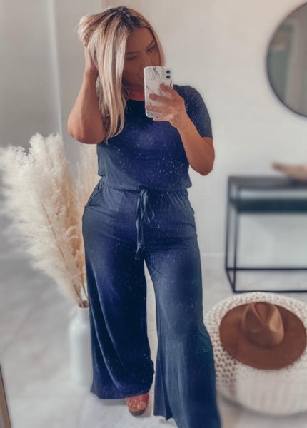 Crowd Pleaser Jumpsuit