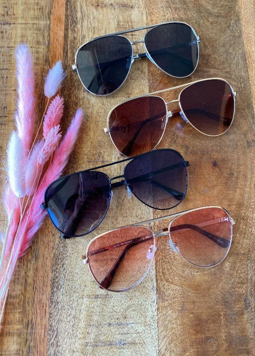 City Chic Aviator Shades