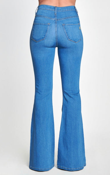 Bring It Back Bell Bottom Jeans