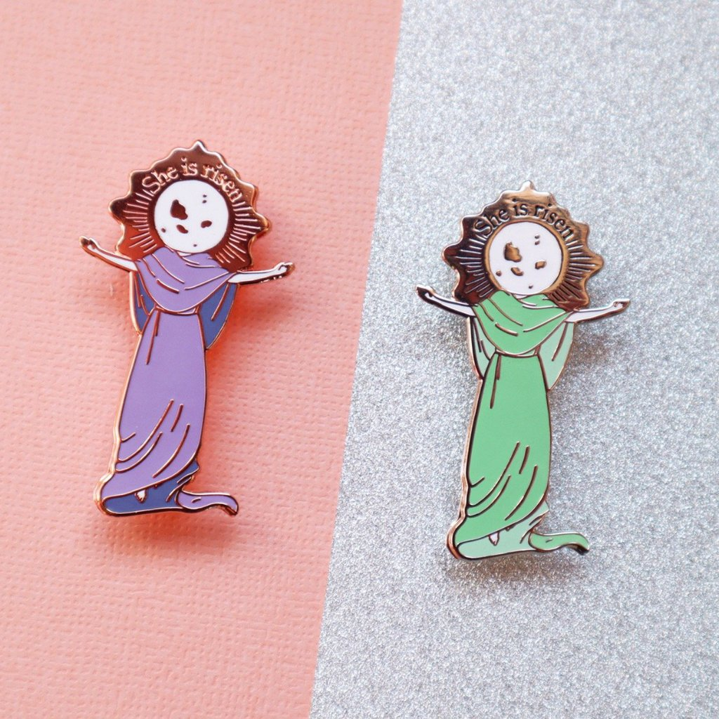MOON JESUS PIN