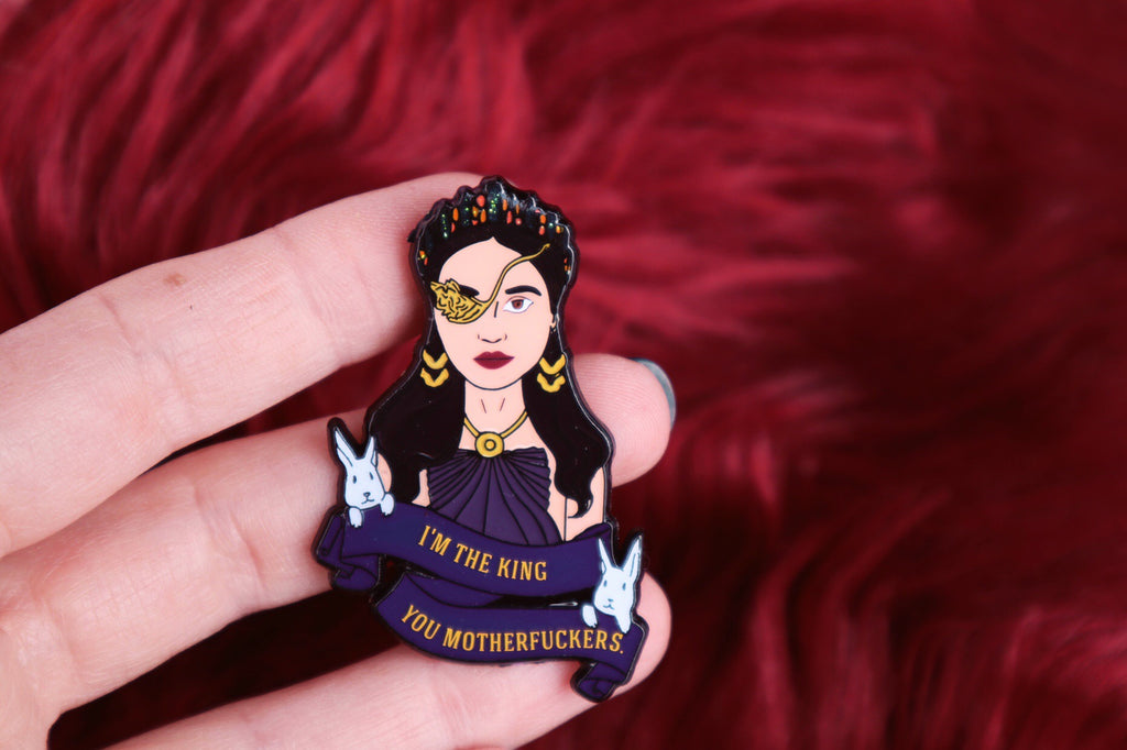 HIGH KING MARGO PIN
