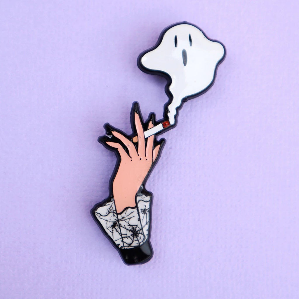 HIGH ON HALLOWEEN PIN