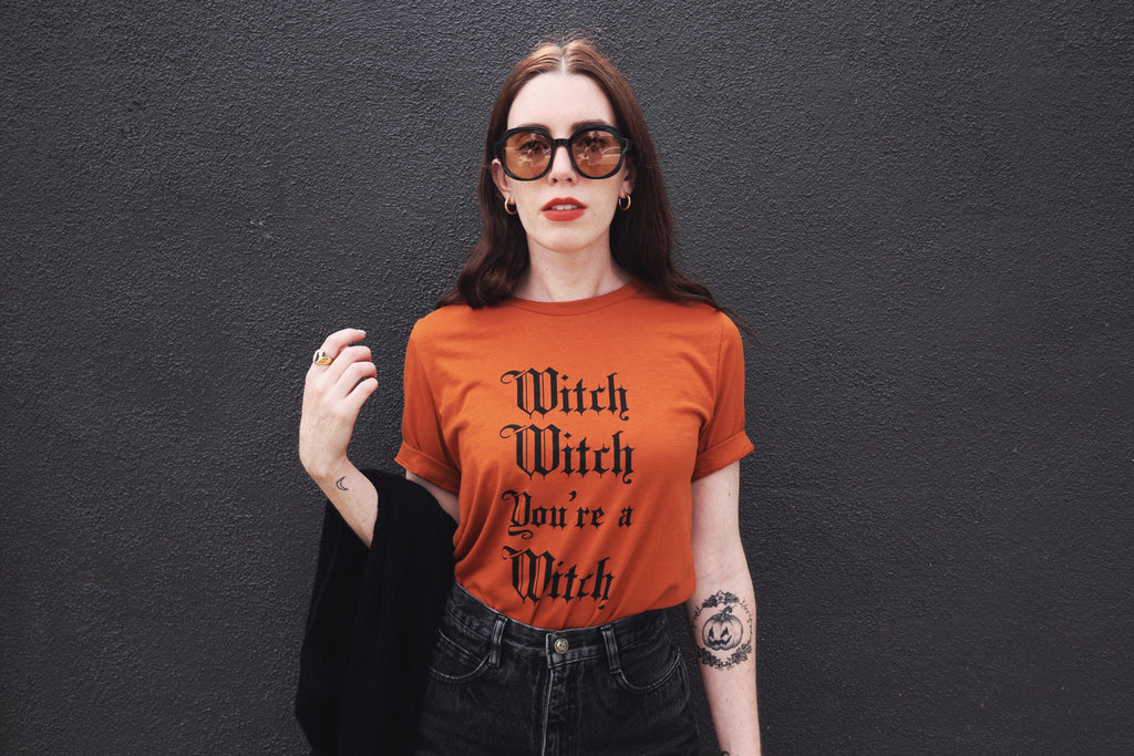 WITCH WITCH TEE