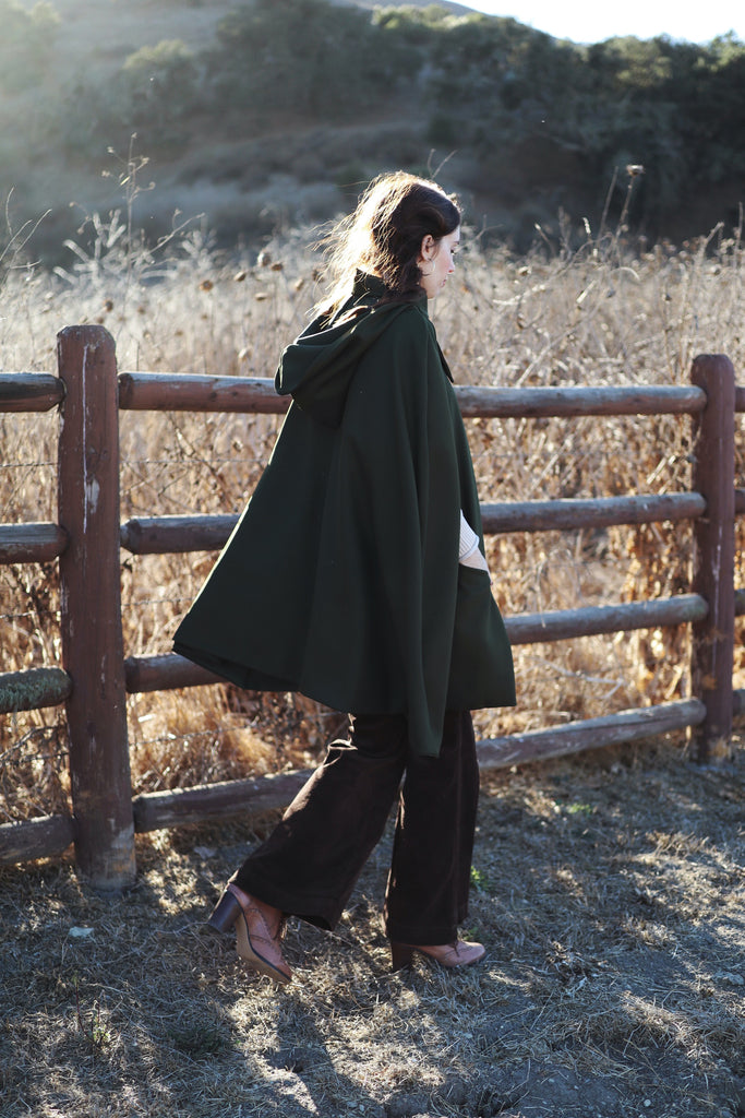OUT OF THE WOODS CAPE