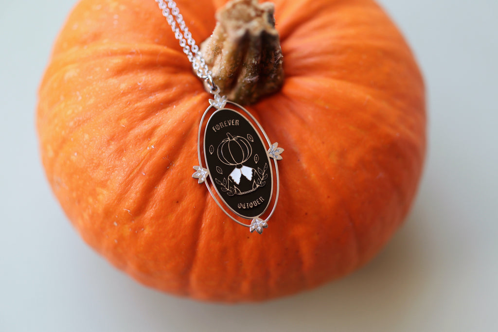 FOREVER OCTOBER NECKLACE