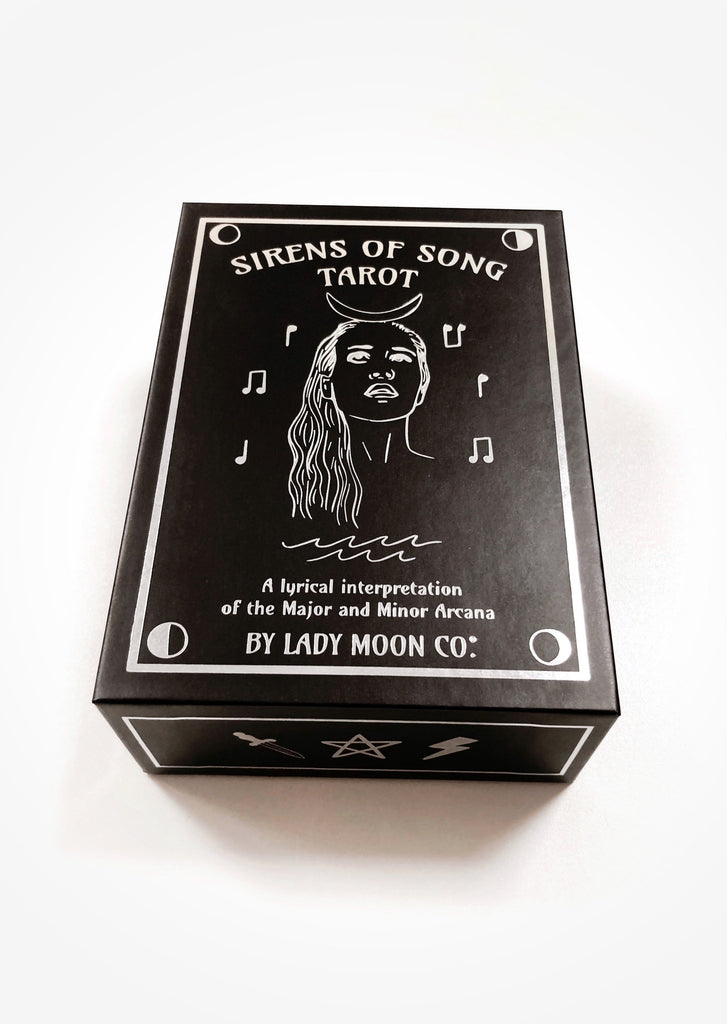 SIRENS OF SONG TAROT DECK PRE-ORDER