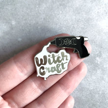 WITCH CRAFT-Y PIN