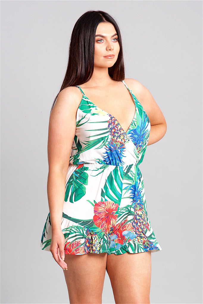 Tropical Playsuit