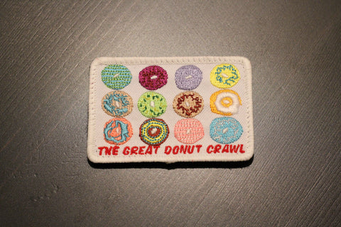 The Great Donut Crawl
