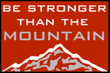 Community Creations #1 - Be Stronger Than the Mountain