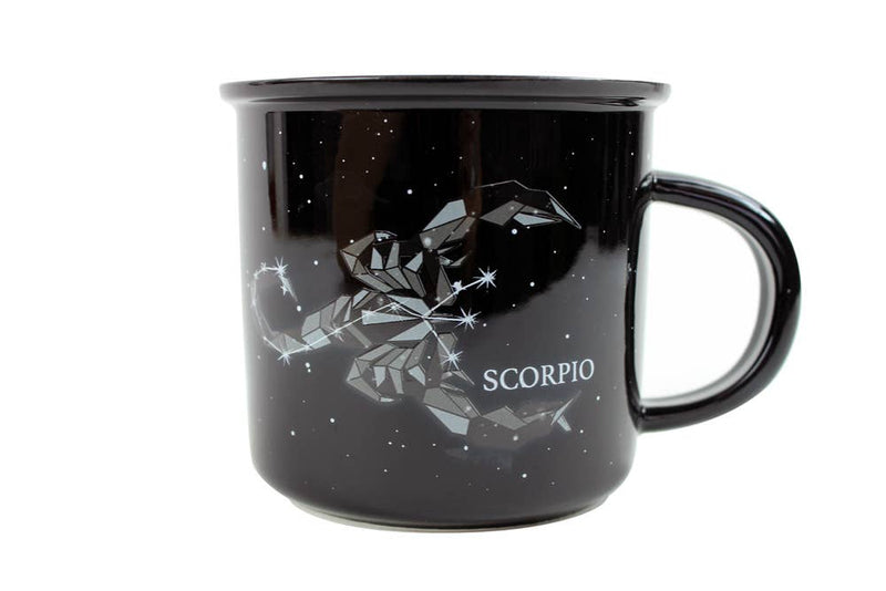 Creature Cups - Scorpio Stargazer Astrology Camp Mug
