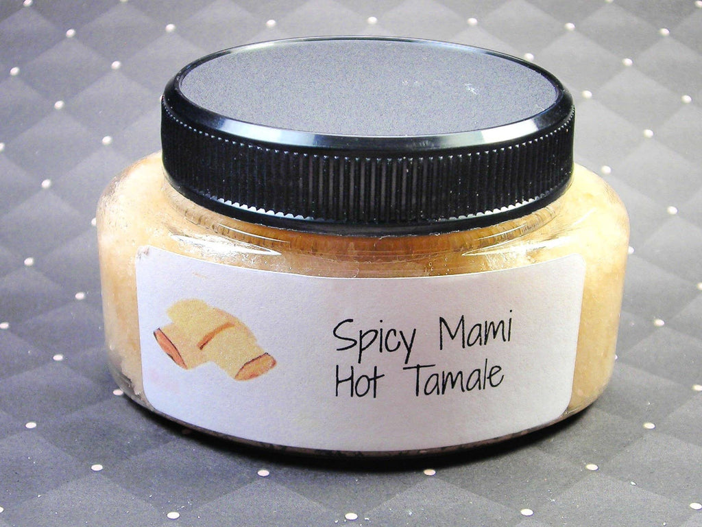 Chubby Chico Charms - Spicy Mami Hot Tamale Body Sugar Scrub  Latinx