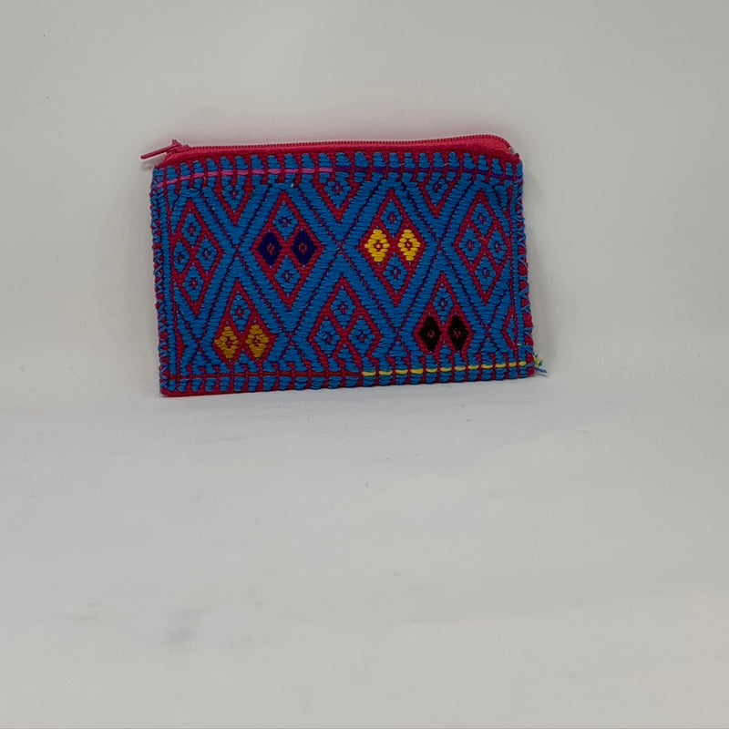 Small Embroidered Coin Purses