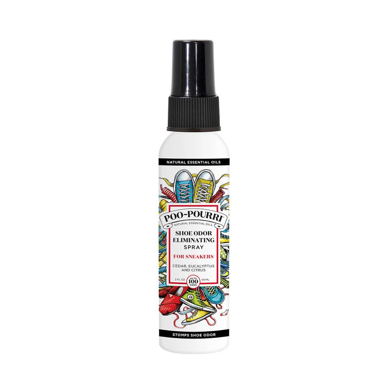 PooPourri - Shoe Odor Eliminator Spray (2oz)