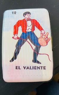 Loteria Credit Card holder