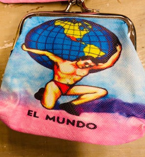 Loteria Coin Purse Various Images