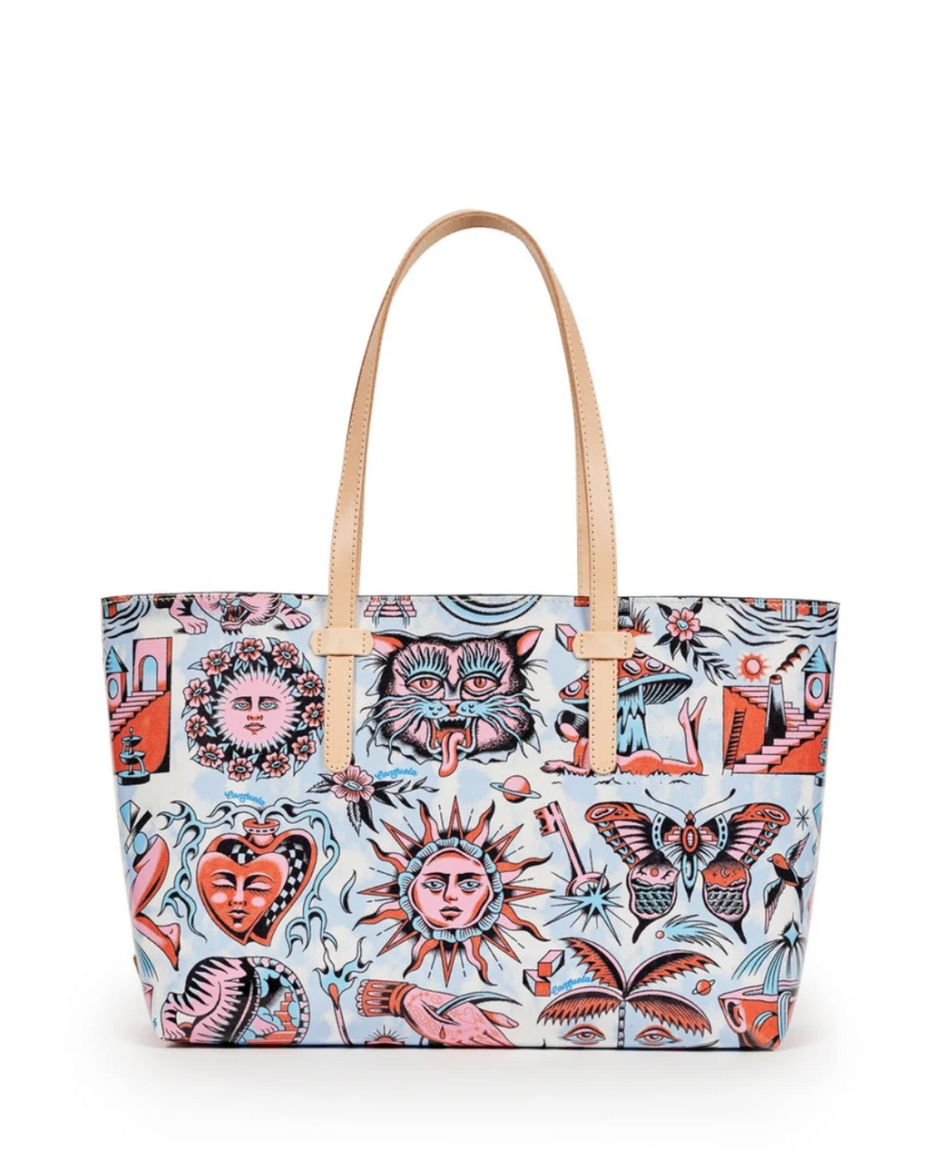 VICO BREEZY EAST/WEST TOTE