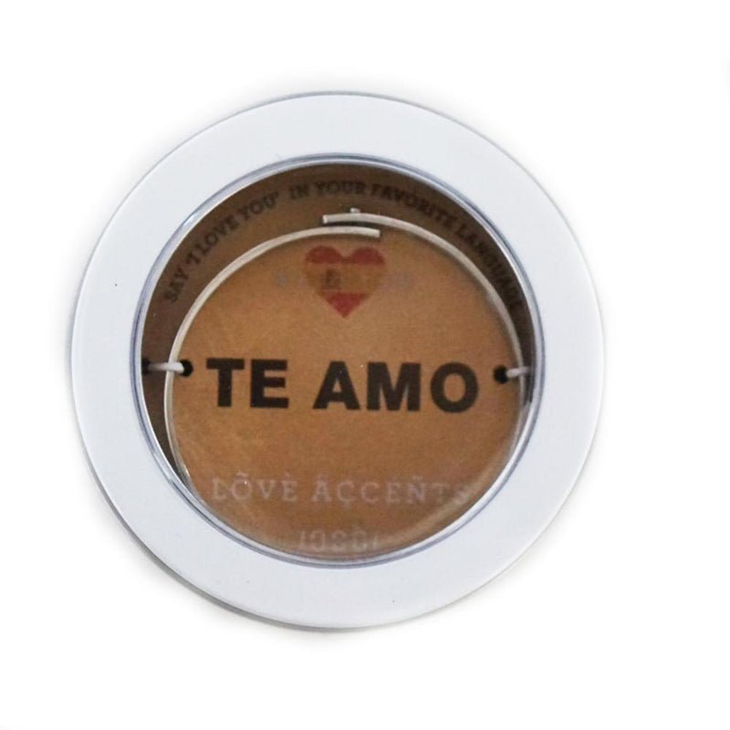 JAECI - Te Amo - Spanish Love Accents Bangle