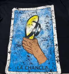 La Chancla T-shirt 2