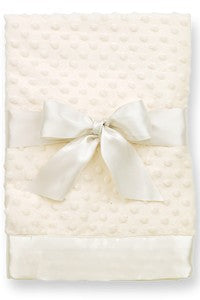 Dottie Snuggle Blanket (cream)