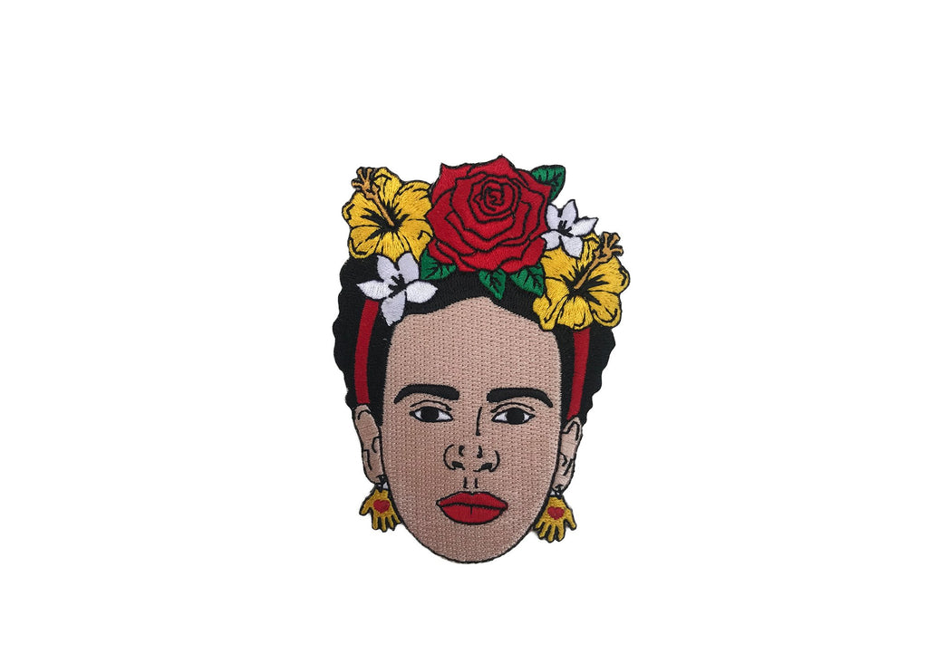 Selena/Frida/Maria Embroidery Patches