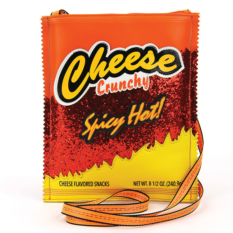 Cheese Crunch Xbody bag