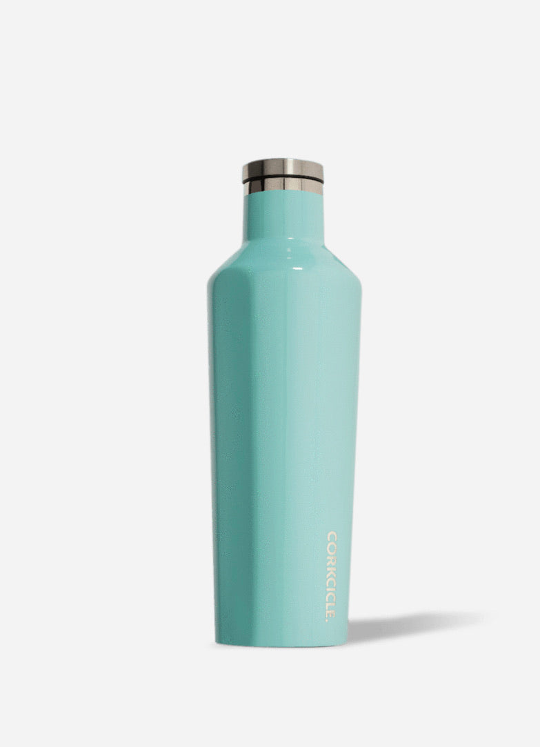 Corkcicle 16oz Canteen Turquoise