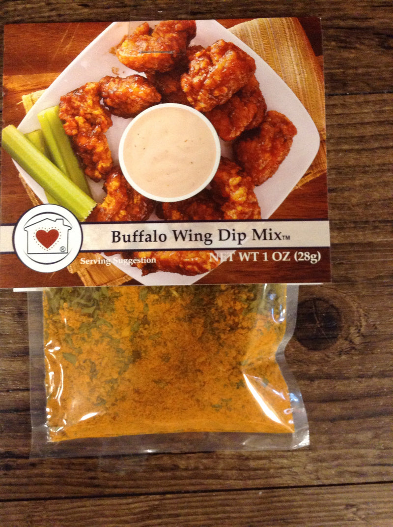 Buffalo wing mix